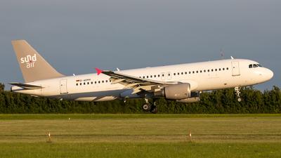 A picture of DASMR - Airbus A320214 - Sundair - © Moritz Klöckner