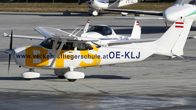 OE-KLJ - Cessna 172S Skyhawk SP - BFS - Business Flight Salzburg