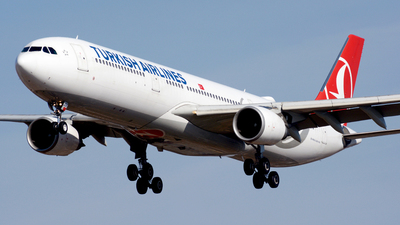 A picture of TCJOH - Airbus A330303 - Turkish Airlines - © Fedor Kabanov