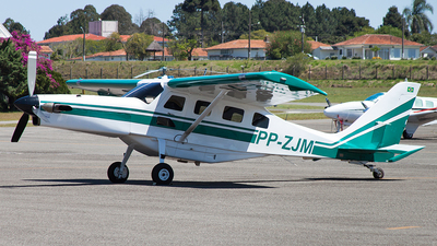 PP-ZJM - Comp Air 8 - Private