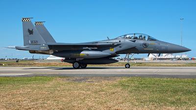 8321 - Boeing F-15SG Strike Eagle - Singapore - Air Force