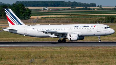 F-HEPA - Airbus A320-214 - Air France
