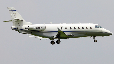 N888NS - Gulfstream G200 - Private