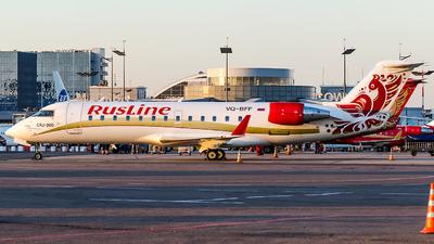 VQ-BFF - Bombardier CRJ-200ER - Rusline