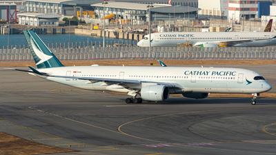 B-LRK - Airbus A350-941 - Cathay Pacific Airways