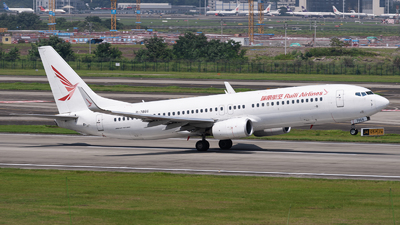 B-7866 - Boeing 737-86J - Ruili Airlines