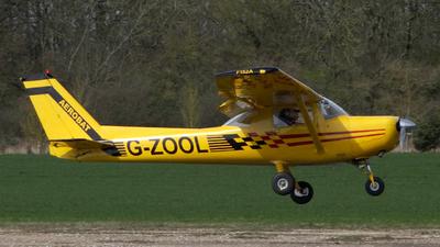 A picture of GZOOL - Cessna FA152 Aerobat - [0357] - © Adam Loader