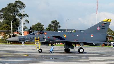 FAC3060 - IAI Kfir C10 - Colombia - Air Force