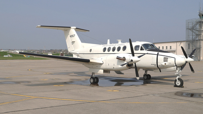 84-00157 - Beechcraft C-12U-3 Huron - United States - US Army