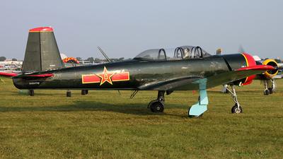 N464TW - Nanchang CJ-6A - Private