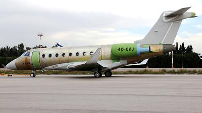 4X-CVJ - Gulfstream G280 - Israel Aerospace Industries (IAI)