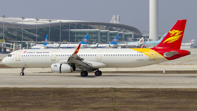 B-8187 - Airbus A321-231 - Capital Airlines