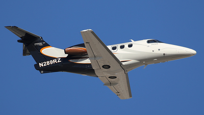 A picture of N289RZ - Embraer Phenom 100 - [50000289] - © Joshua Ruppert