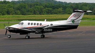 N24BG - Beechcraft B200 Super King Air - Private