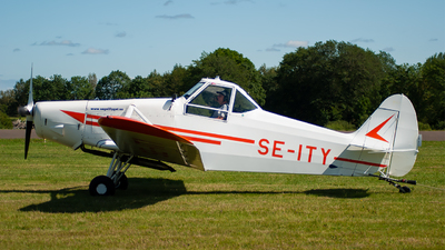 SE-ITY - Piper PA-25-235 Pawnee - Private