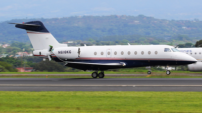 N618KG - Gulfstream G280 - Private