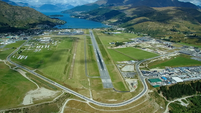 NZQN - Airport - Airport Overview