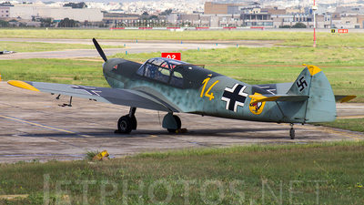 A picture of GETME - Nord 1002 Pingouin II - [274] - © Daniel Abela