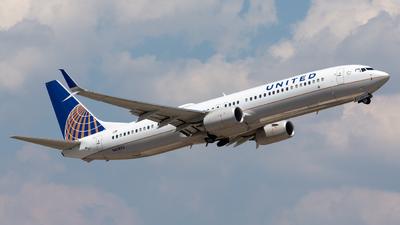 N65832 - Boeing 737-924ER - United Airlines