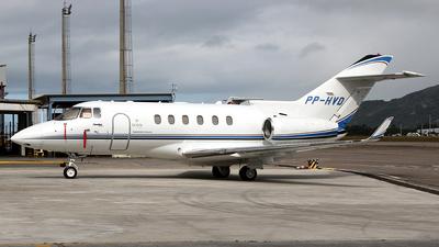 PP-HVD - Hawker Beechcraft 900XP - Icon Aviation