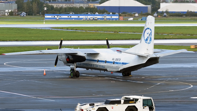 RA-26673 - Antonov An-26KPA - Letnye Proverki I Sistemy