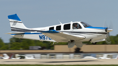 N97LM - Beechcraft G36 Bonanza - Private
