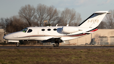 I-FITO - Cessna 510 Citation Mustang - Private