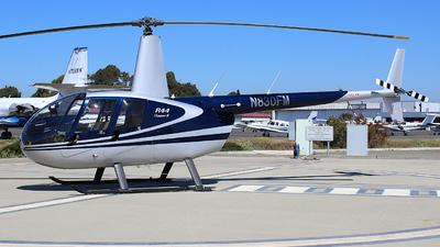 N830FM - Robinson R44 Clipper II - Private