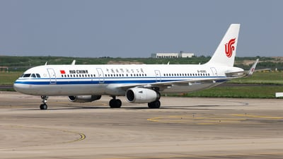 A picture of B8585 - Airbus A321232 - Air China - © Jiaming