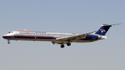 EP-ZAF - McDonnell Douglas MD-82 - Zagros Airlines