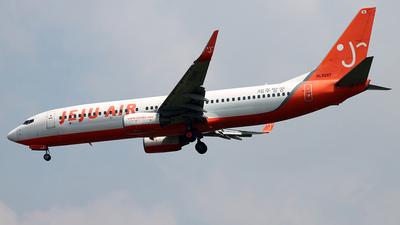 HL8287 - Boeing 737-8Q8 - Jeju Air
