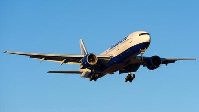 A picture of EIUNZ - Boeing 777222 - [26925] - © Alexey Mityaev
