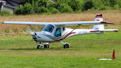 SP-YCB - 3Xtrim 550 Trainer - Private
