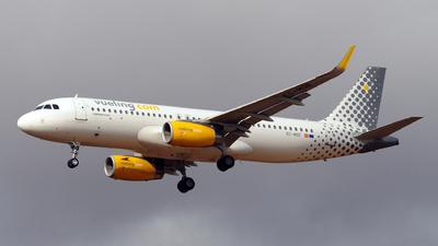 A picture of ECMQE - Airbus A320232 - Vueling - © Rafael Alvarez Cacho