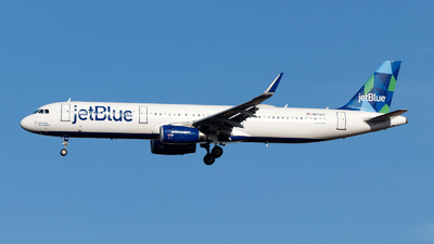 A picture of N974JT - Airbus A321211 - JetBlue Airways - © Oliver Richter