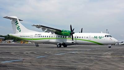 PR-MPZ - ATR 72-202 - MAP Linhas Aéreas