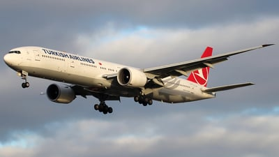 TC-JJR - Boeing 777-3F2ER - Turkish Airlines