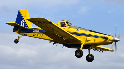 A picture of VHFCO - Air Tractor AT802A - [802A0775] - © Jarrod Swanwick