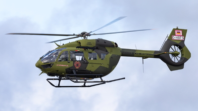 D-HBTS - Airbus Helicopters H145M - Ecuador - Air Force