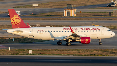 A picture of B8235 - Airbus A320214 - Juneyao Airlines - © Yan Shuai