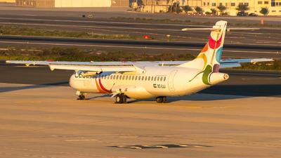 3C-LLI - ATR 72-212A(500) - Ceiba Intercontinental Airlines