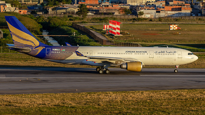 JY-JVB - Airbus A330-203 - Jordan Aviation