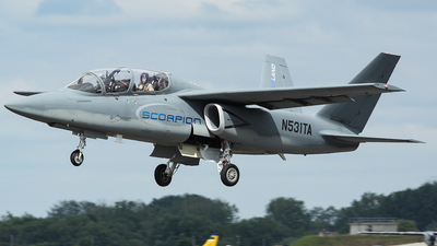 N531TA - Textron AirLand Scorpion - Textron AirLand