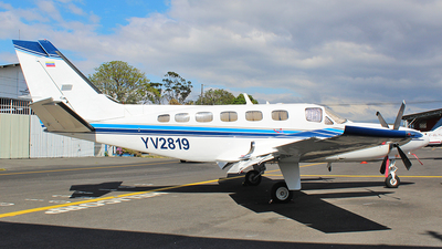 YV2819 - Cessna 441 Conquest II - Helicorp Costa Rica