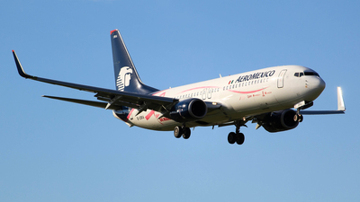 EI-DRA - Boeing 737-852 - Aeroméxico