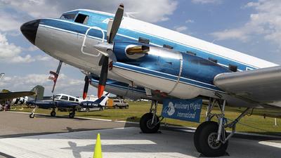 N200MF - Douglas DC-3C-TP - Missionary Flights International
