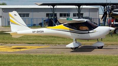 A picture of SPSKSA - Ekolot KR030 Topaz - [300911] - © Bartosz Budzisz