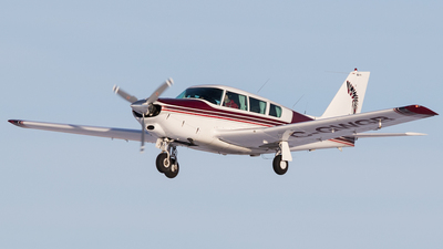 A picture of CGWGB - Piper PA24260 - [244545] - © Mike MacKinnon