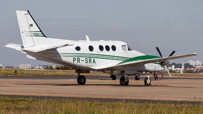 PR-SRA - Beechcraft C90GTi King Air - Private
