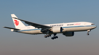 B-2097 - Boeing 777-FFT - Air China Cargo